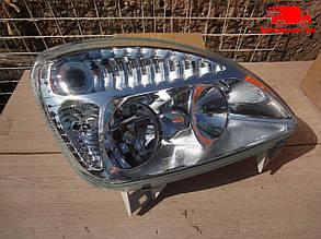 Фара ГАЗ 3302 правая (стекло) (Формула Света) 88280