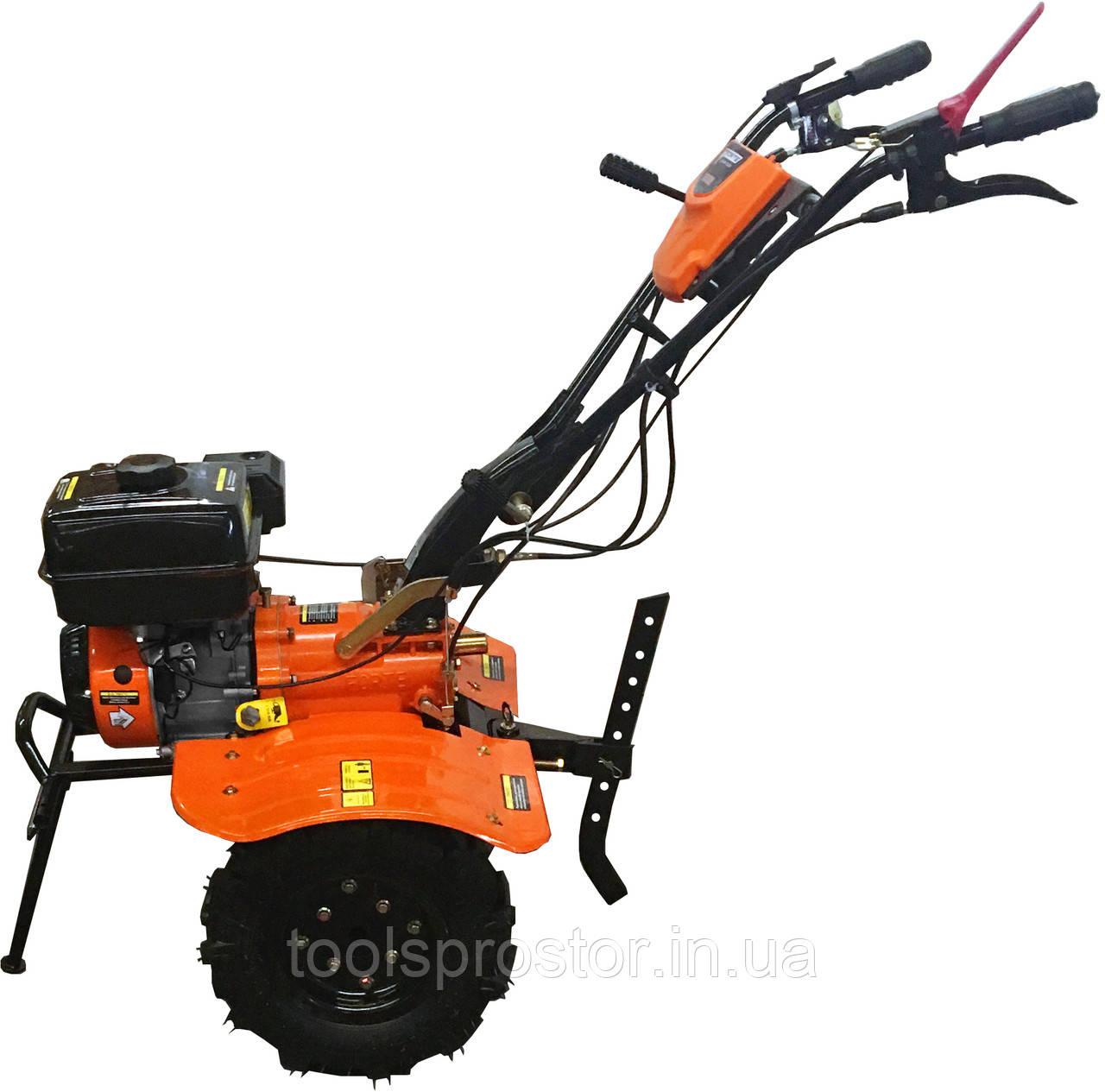Культиватор Forte 1050GDIF оранжевый