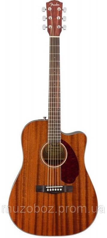Электро-акустическая гитара Fender CD-140SCE махагон