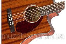 Электро-акустическая гитара Fender CD-140SCE махагон, фото 3