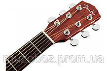 Электро-акустическая гитара Fender CD-140SCE махагон, фото 2