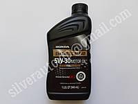 Моторное масло Honda Synthetic Blend 5W-30 0,946л