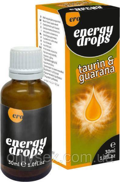 Возбуждающие капли для двоих ERO Energy Drops, 30 мл