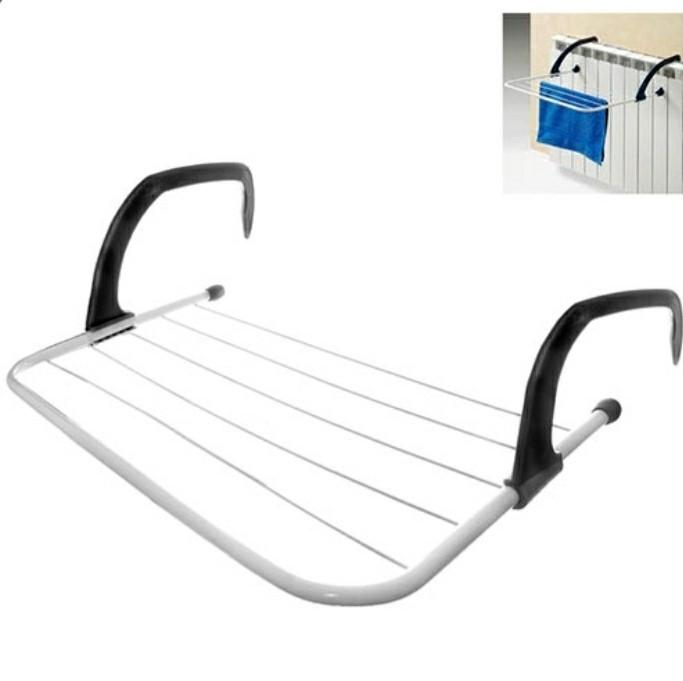 Съемная сушилка для одежды ЗЕЛЕНАЯ Fold Clothes Shelf