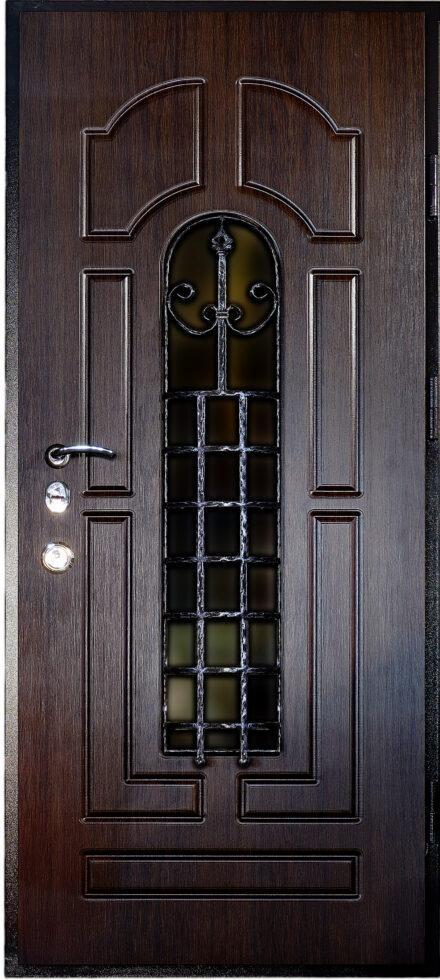 Входная металлическая дверь Лада