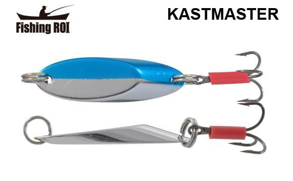 Блесна Fishing ROI Kastmaster 18gr 018