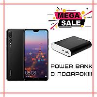 Мобильный телефон Huawei P20 Pro 6/128GB Black, Power bank