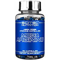 Scitec Nutrition Аминокислоты Scitec Nutrition Mega Arginine, 90 капс.