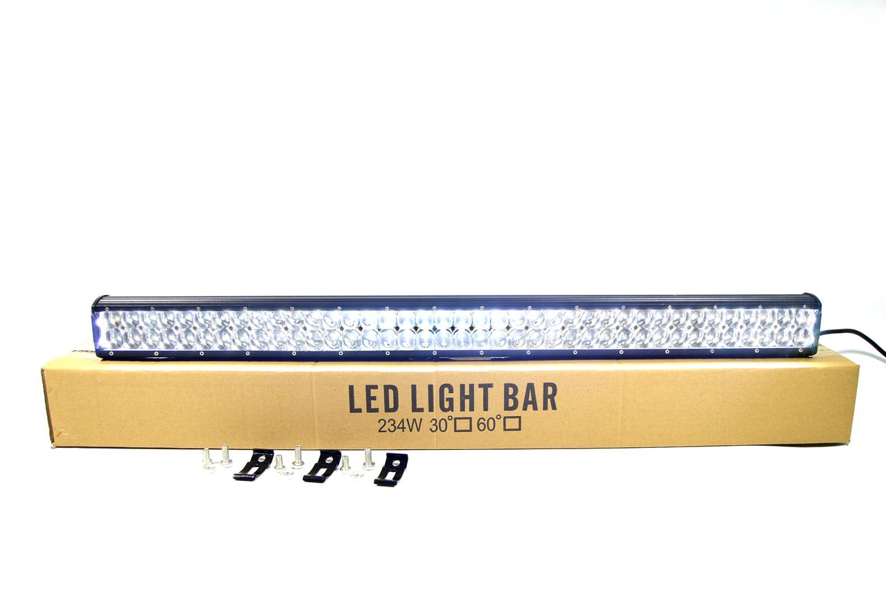 Автомобильная LED балка (78 LED) 234W-spot (Light Bar, балка светодиодная, автофара)