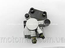 Супорт гальмівний 4т GY6-50-150cc, (колодки як Dio ширше)