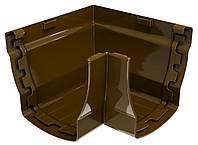 Угол желоба DEVOREX ELEGANCE 140 90° А Внутренний коричневый