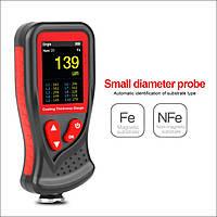 Товщиномір фарби ЛКП для авто HD-дисплей Fe/nFe, 0-1300мкм BENETECH GT230, фото 1