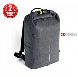 """Спортивний рюкзак XD Design Bobby Urban 15.6"""" антизлодій (P705.642) Сірий"""