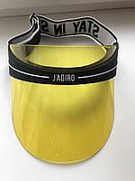 Солнцезащитный козырек dior, фото 1