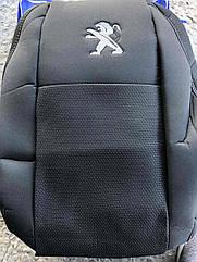 Чехлы Elegant на сиденья Peugeot 308 SW с 2008 автомобильные модельные чехлы на для сиденья сидений салона