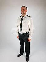 Рубашка форменная ЗСУ Тан бежевая