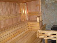 Строительство русской, финской бани