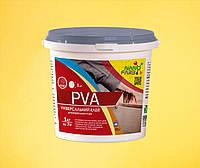 Клей строительный универсальный PVA Nanofarb 1.0 кг