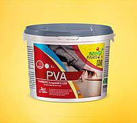 Клей строительный универсальный PVA Nanofarb 3.0 кг