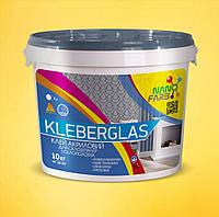 Клей для стеклообоев и стеклохолста Kleberglas Nanofarb 10 кг