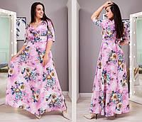 Платье женское 8174св батал