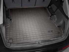 Коврик резиновый WeatherTech Bentley Bentayga 2016+  в багажник какао