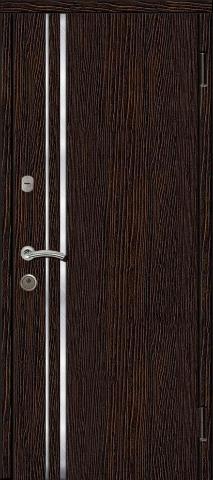 Входная металлическая дверь ДМ-15