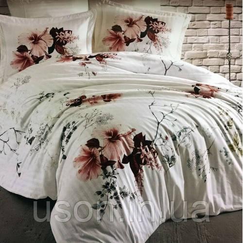 Комплект постельного белья  200*220 TM Maison Dor ALITA ECRU