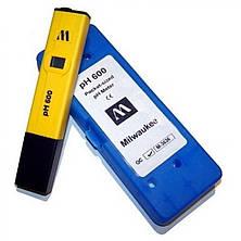 Профессиональный pH-метр Milwaukee pH600, фото 2