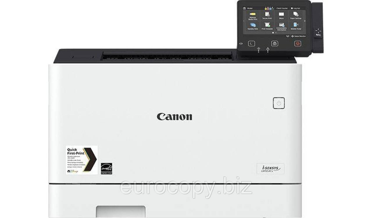 Принтер Canon i-SENSYS LBP654Cx Color (1476C001) з Wi-Fi