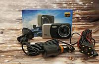 Видеорегистратор,Авторегистратор D503S A18 автомобильный (2 камеры)