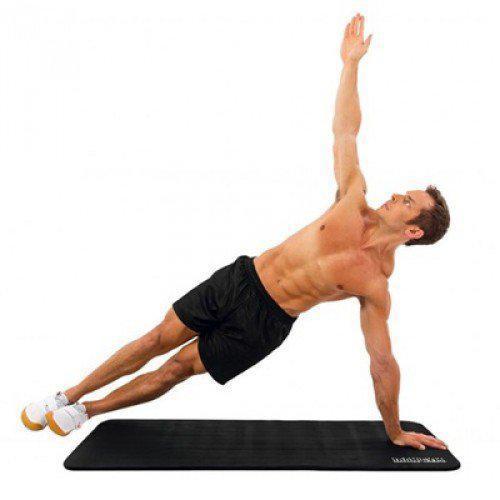 Мат для фитнеса Iron Gym IG00087