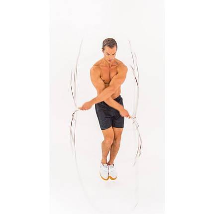 Скакалка Iron Gym Nylon Speed Rope IG00085, фото 2