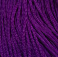 Вішалка для одягу з наповнювачем 6мм кол фіолетовий (уп 100м) 26Ф