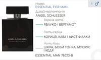 Концентрат ESSENTIAL MAN (100гр) (Альтернатива Angel Schlesser Essential For Men)