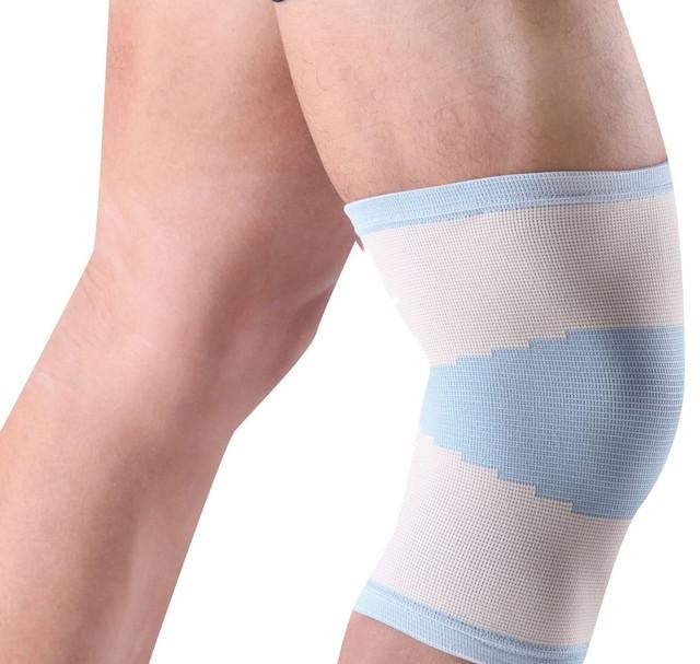 Бандаж WellCare 52019 для коленного сустава эластичный