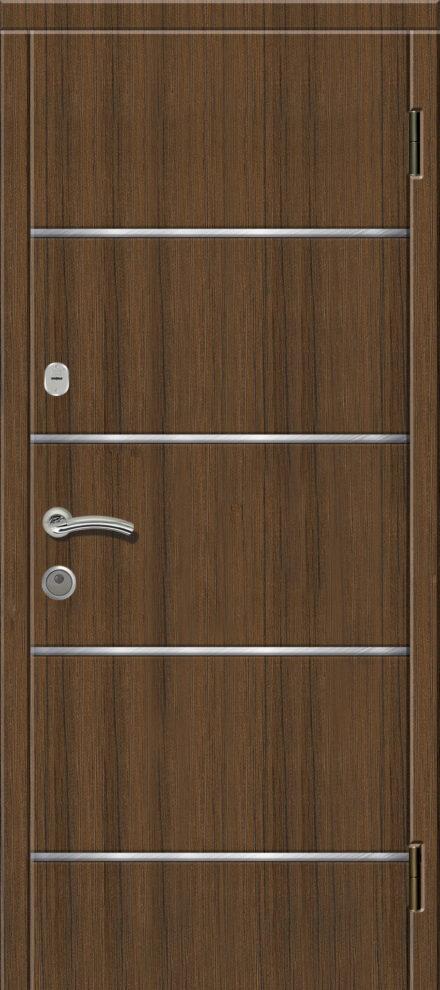 Входная металлическая дверь ДМ-12