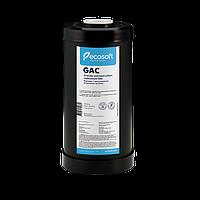 """Картридж з гранульованим активованим вугіллям  Ecosoft 4,5""""х10"""" (CHV4510ECO)"""
