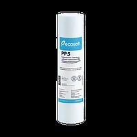 """Картридж зі спіненого поліпропілен Ecosoft 2,5""""x10"""" 5 мкм (CPV25105ECO)"""
