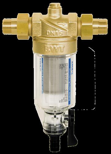 """Фільтр механічної очистки для холодної води BWT PROTECTOR MINI ½"""" CR (810523)"""
