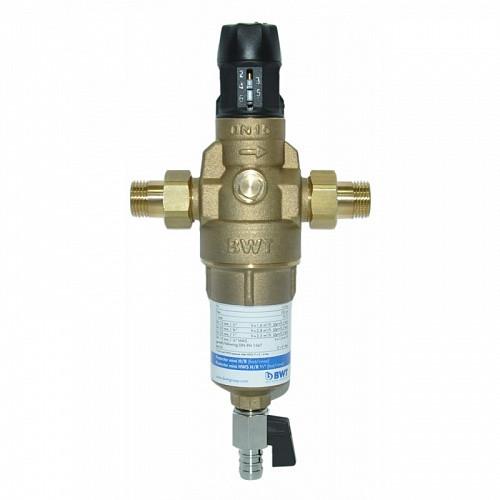 """Фільтр механічної очистки для гарячої води BWT PROTECTOR MINI HWS ½"""" HR (810560)"""