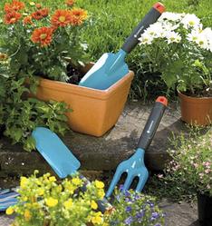 Садовые инструменты, инвентарь