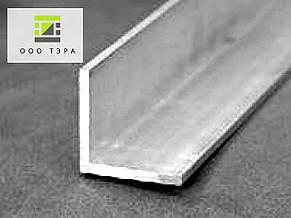 Уголок алюминиевый 10 х 10 х 1 мм АД31, фото 2