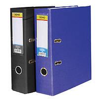 Папка-регистратор SH А4/70 синий со съемн механизмом
