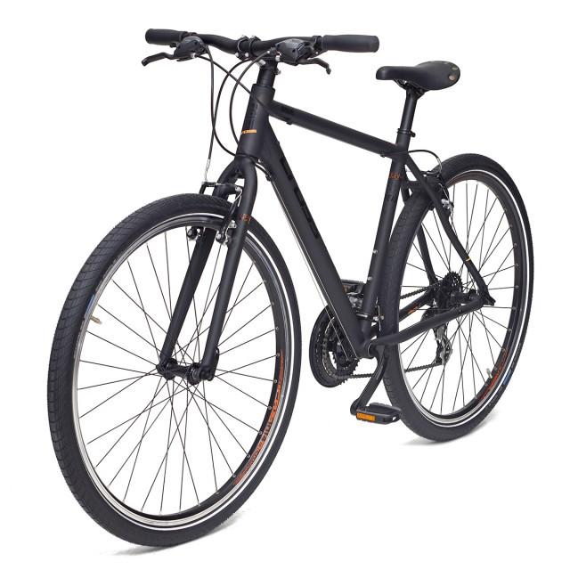 """Велосипед 28"""" CROSS Urban Areal рама 19"""" 2017 черный"""