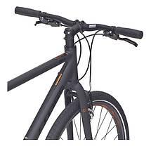 """Велосипед 28"""" CROSS Urban Areal рама 19"""" 2017 черный, фото 2"""