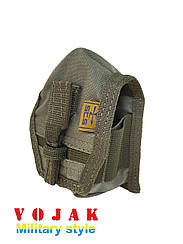 Подсумок гранатный РГ/БЗ-1 (Олива)