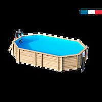 Дерев'яна кам'яний басейн BWT TROPIC +640 (27116205)