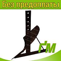 Плуг для мотокультиватора со съемным лемехом (ПЛ2), фото 1