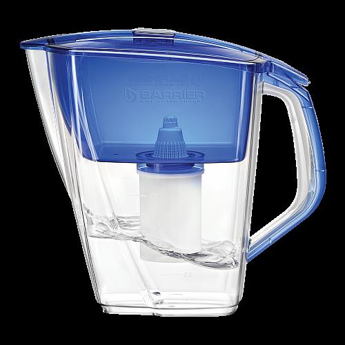 "Фильтр-кувшин для воды ""BARRIER-ГРАНД НЕО"" ультрамарин (B011P00)"